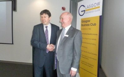 May Meeting: Ken Macintosh MSP