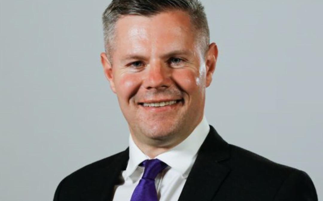 February Lunch: Derek Mackay MSP