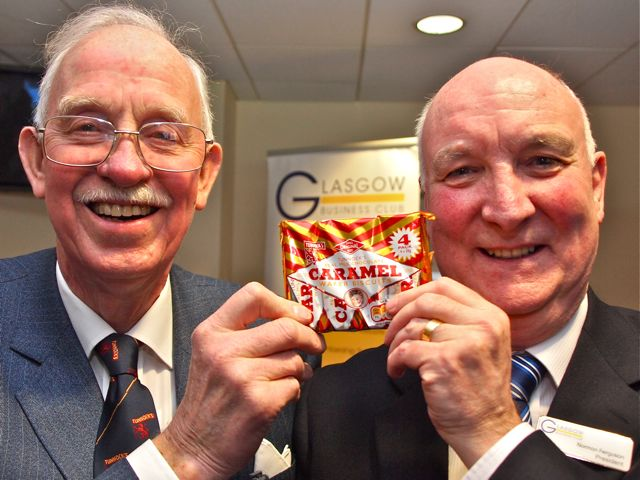 February Meeting: Boyd Tunnock CBE