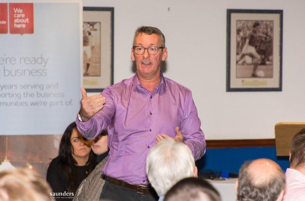 October Meeting: Jim Duffy