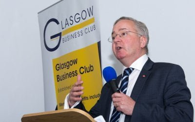 September Lunch: Gordon Matheson CBE