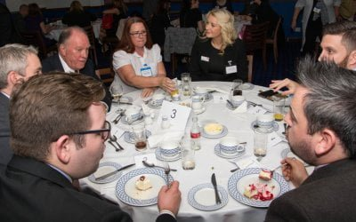 October Speed Networking