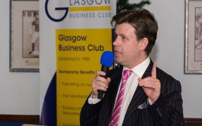 November Lunch: Guest Speaker David Mckie