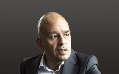 June Meeting with Shaf Rasul